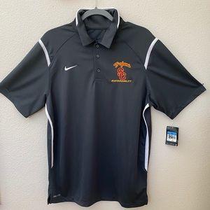 Nike Brand USC sustainability Shirt